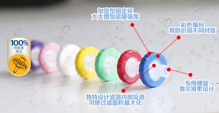 Φ13mm 针头式过滤器