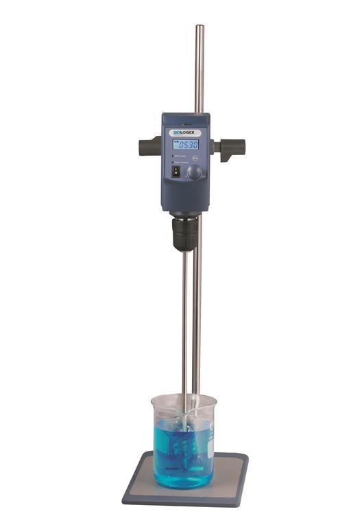 LCD数显顶置式(强力)电子搅拌器