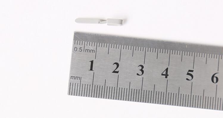 不锈钢微型血管夹-直/10*2mm/20mm