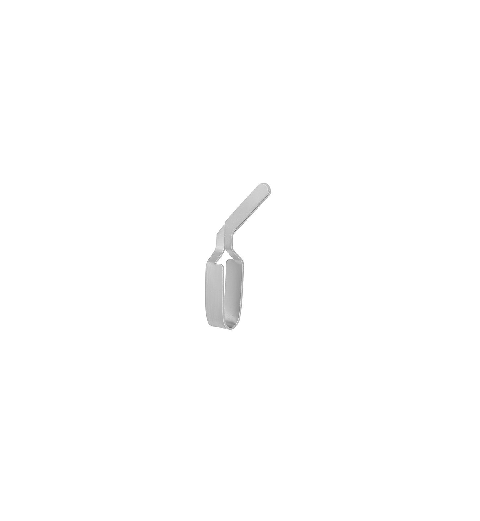 Schwartz 微型血管夹-30°弯/14*2.5mm/28mm